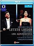 Strauss: Letzte Lieder / Eine Alpensinfonie [Blu-ray]