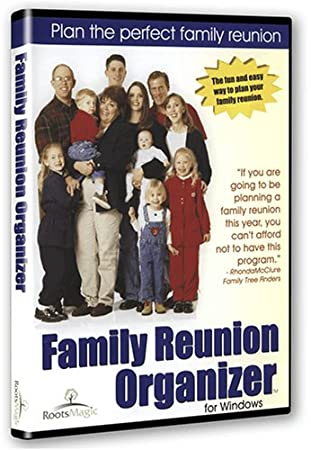 Family Reunion Organizer Software