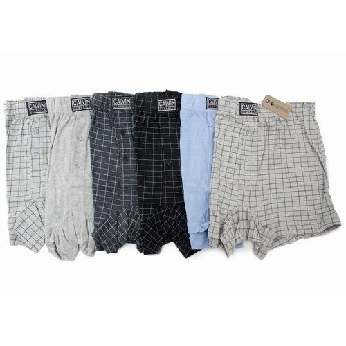 Special Offer: Mens Boxer Shorts Underwear Small To Extra Large Sizes (Pack Of 6)