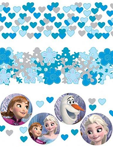 Confettis La Reine des neiges - Taille Unique