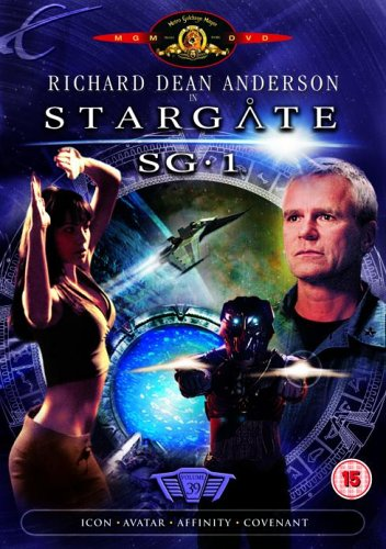 Stargate SG-1 :Series 8 - Vol. 39 [DVD]