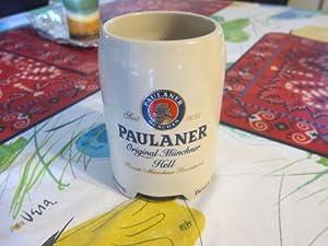 Paulaner, Munich German Beer mug