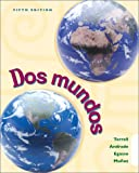 Dos Mundos (0072326182) by Tracy D. Terrell