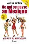 Ce qui se passe au Mexique reste au Mexique par Dubois
