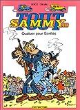 """Afficher """"Tout Sammy n° 10 Quatuor pour les gorilles"""""""