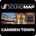 Soundmap Camden Town: Audio Tours That Take You Inside London Audiobook by Soundmap Ltd Narrated by Robert Elms
