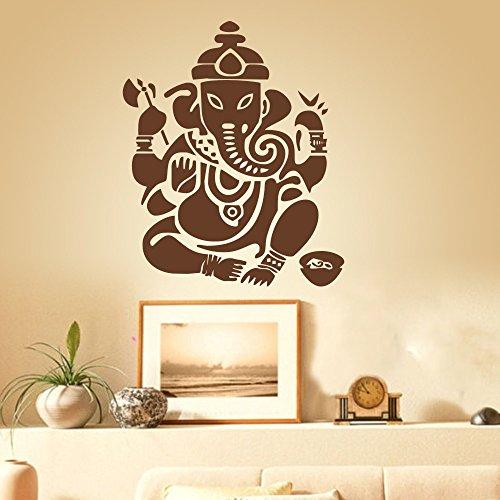 vinilo-de-pared-adhesivo-decorativo-para-pared-home-wall-decor-ganesh-buda-india-de-la-india-namaste