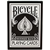 Bicycle Black Reversed Back Playing Cards