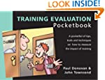 The Training Evaluation Pocketbook (M...