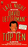 "The ""LATE NIGHT WITH DAVID LETTERMAN"" BOOK OF TOP TEN LISTS (0671511432) by Letterman, David"