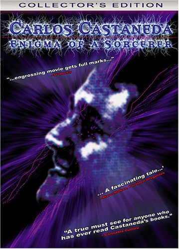 Cover art for  Carlos Castaneda - Enigma of a Sorcerer