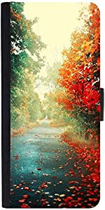 Snoogg Nature Hddesigner Protective Flip Case Cover For Samsung Galaxy S5