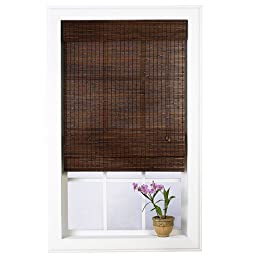Bamboo Roman Shade form Target