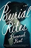 img - for Burial Rites: A Novel book / textbook / text book