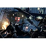 Hungover Batman Poster Arkham Origins Artwork Special Paper Poster (13x19 Inches)