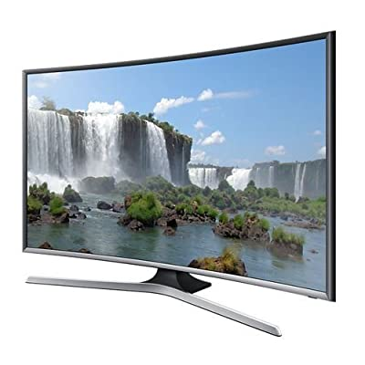 Samsung UA55J6300AK 138cm (55 inches) Full HD Curved Smart LED TV (Silver)