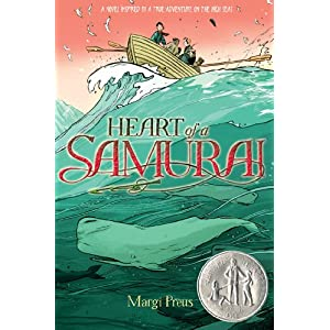 Heart of a Samurai: Presentation by Author Margi Preus