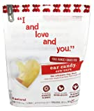 I and Love and You Dog Chews-Ear Candy Cow Ears, 5-Pack