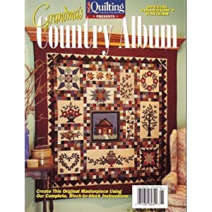 Grandma's Country Album (McCall's Quilting)