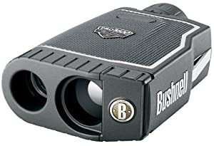 Bushnell Pro 1600 Slope Edition Laser Rangefinder with Pinseeker