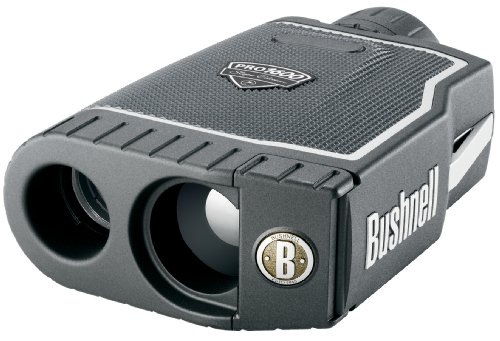 Bushnell 205106 Pro 1600 Slope Edition Laser Rangefinder with Pinseeker