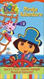 Dora the Explorer: Dora's Pirate Adventure [VHS] [Import]