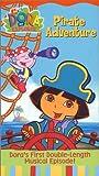 Dora the Explorer: Dora's Pirate Adventure [VHS] [Import]