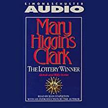 The Lottery Winner: Alvirah and Willie Stories Audiobook by Mary Higgins Clark Narrated by Jean Stapleton