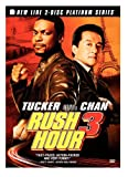 Rush Hour 3 [DVD] [Region 1] [US Import] [NTSC]