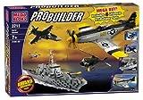 Mega Bloks ProBuilder Aerial Assault - 3711 - 2100 Pieces 4 Sets in 1