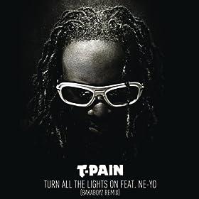 Turn All The Lights On (Bakaboyz Remix) [Explicit]