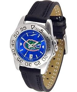 Florida Gators UF NCAA Ladies Sport Wrist Watch by SunTime