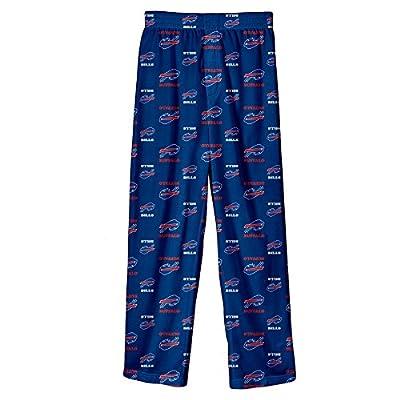 NFL Youth Boys 8-20 Bills Sleepwear All Over Print Pant