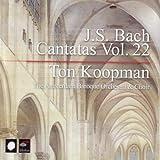 J.S. Bach: Cantatas Vol. 22