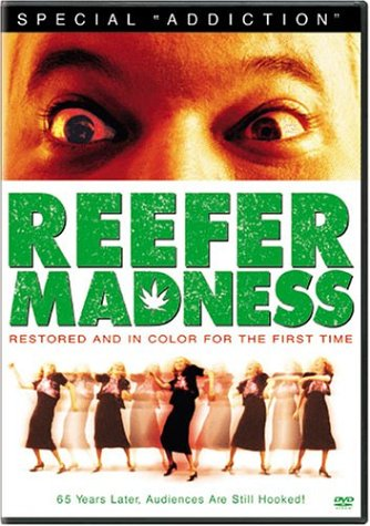 Cover art for  Reefer Madness (Restored Edition)