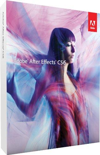Adobe Fr Retail After Effects CS6  Mac - 1 User