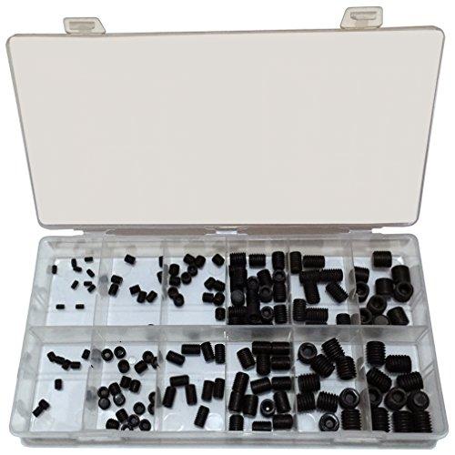 6107018-maggot-grub-stud-screw-set-metric-m5-m6-m8-m10-160-pieces-in-assortment-box