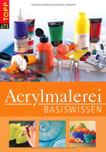 Basiswissen Acrylmalerei Amazonde Susanne Noll Bücher