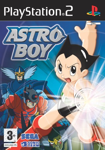 Astro Boy - Playstation 2 - PAL UK