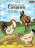 echange, troc Raine Catherine - Creer avec des graines animaux ferme