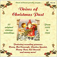 Voices of Christmas Past