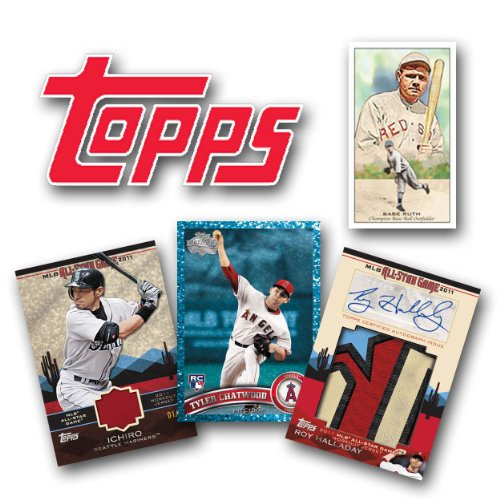 Topps MLB 2011 Update Hangar Box (65 Cards)