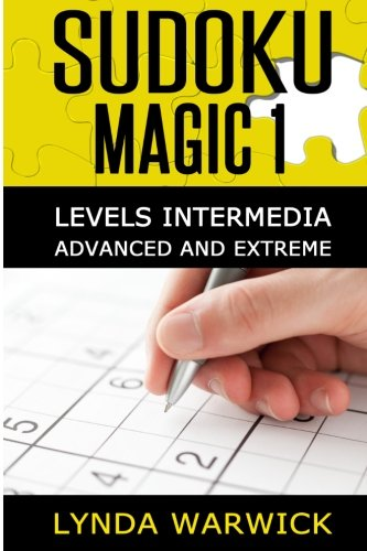 Book: Sudoku Magic 1 by Lynda Warwick