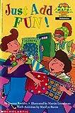 Just Add Fun! (Hello Reader! Math Level 4) (0590643991) by Rocklin, Joanne