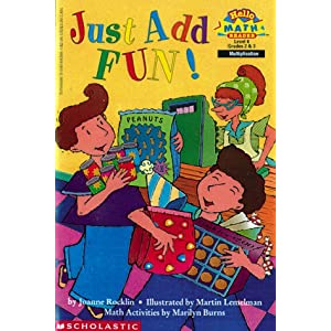 Just Add Fun! (Hello Reader Math)
