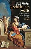 img - for Geschichte des Rechts book / textbook / text book