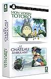 echange, troc Mon voisin Totoro / Le Château ambulant - Coffret 2 DVD