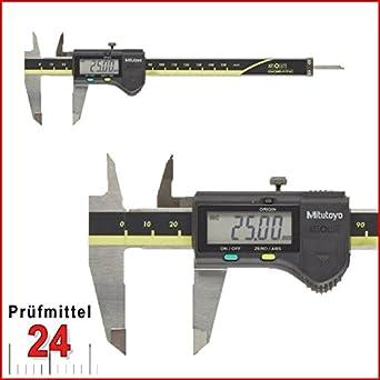 Digitaler Digital Messschieber Schieblehre 150 mm Mahr MarCal 16 ER 4103010 rund