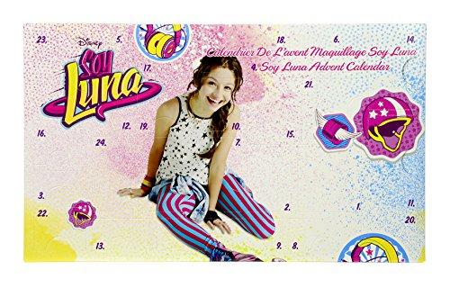 DISNEY-Princesses-Calendrier-de-lAvent-Soy-Luna-Maquillage