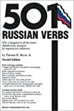 501 Russian Verbs Barron's (English and Russian Edition)